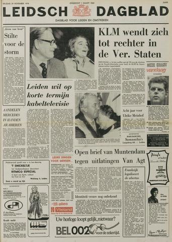 Leidsch Dagblad 1974-11-29