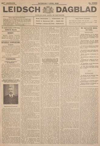 Leidsch Dagblad 1928-04-07