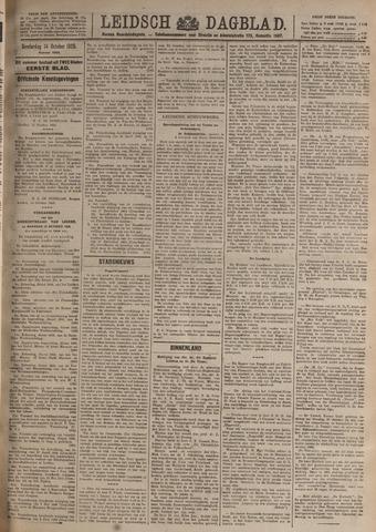 Leidsch Dagblad 1920-10-14
