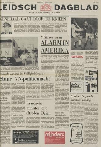 Leidsch Dagblad 1973-10-25