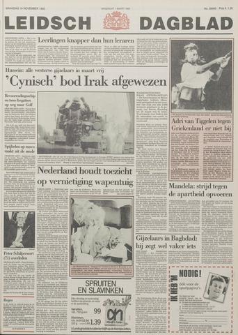 Leidsch Dagblad 1990-11-19