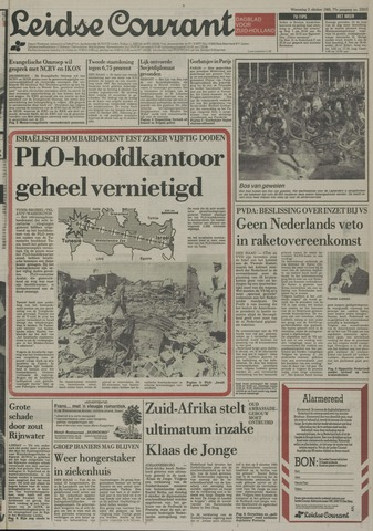 Leidse Courant 1985-10-02