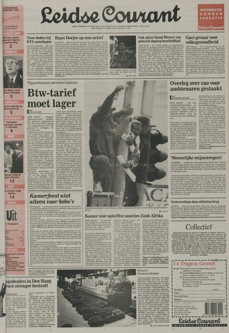 Leidse Courant 1992-03-19