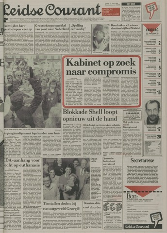 Leidse Courant 1989-04-21
