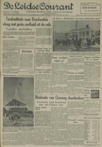 Leidse Courant 1958-09-15