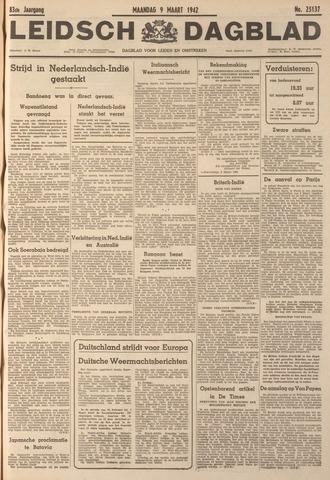 Leidsch Dagblad 1942-03-09
