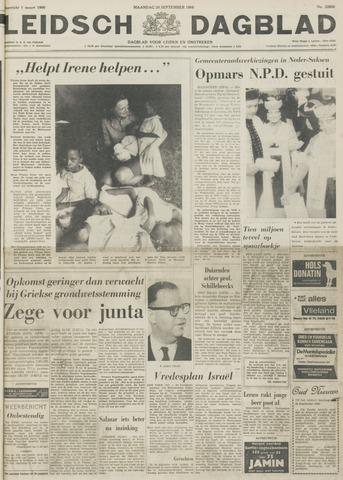 Leidsch Dagblad 1968-09-30
