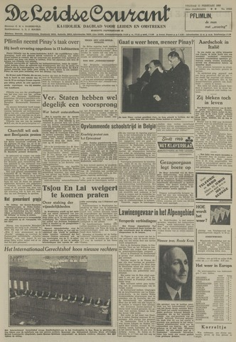 Leidse Courant 1955-02-11