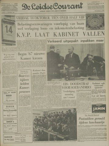 Leidse Courant 1966-10-14