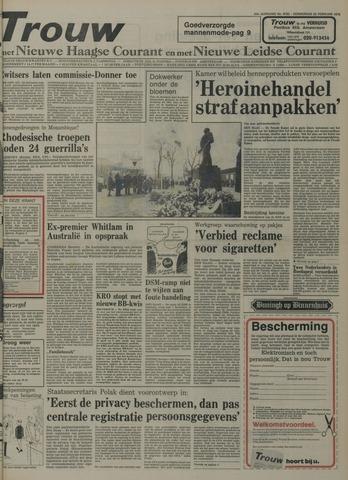 Nieuwe Leidsche Courant 1976-02-26