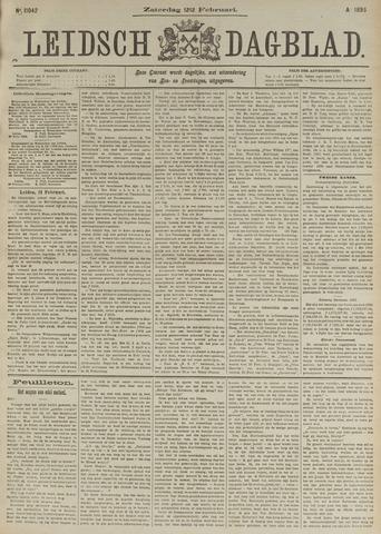 Leidsch Dagblad 1896-02-22