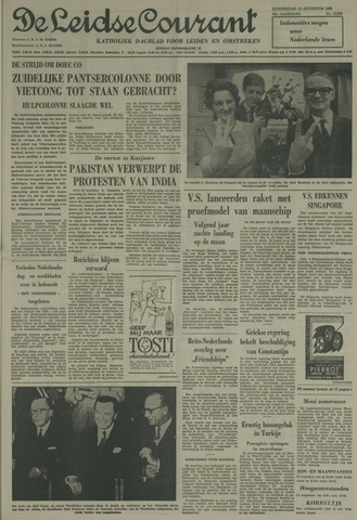 Leidse Courant 1965-08-12