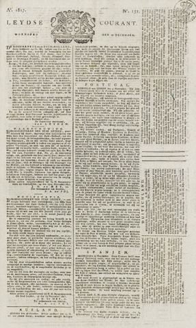 Leydse Courant 1817-12-17