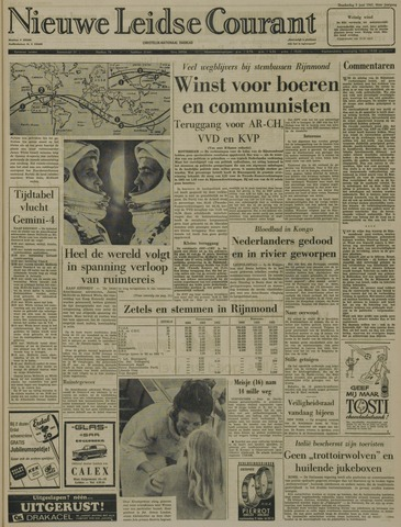 Nieuwe Leidsche Courant 1965-06-03