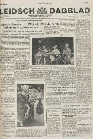 Leidsch Dagblad 1955-07-30