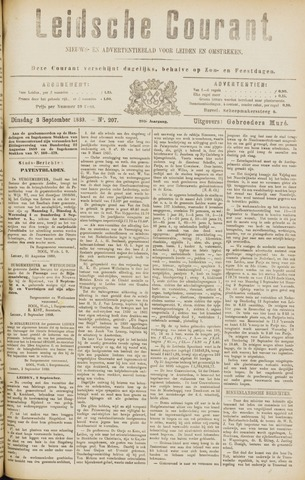 Leydse Courant 1889-09-03