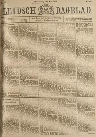 Leidsch Dagblad 1899-01-28