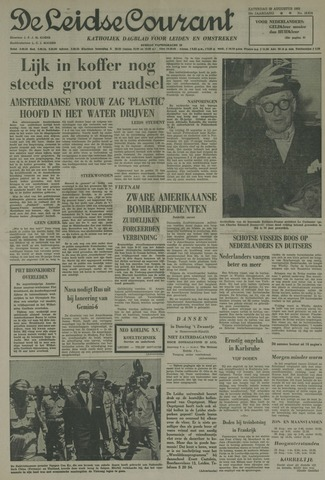 Leidse Courant 1965-08-28