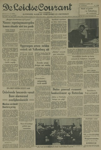 Leidse Courant 1964-04-15