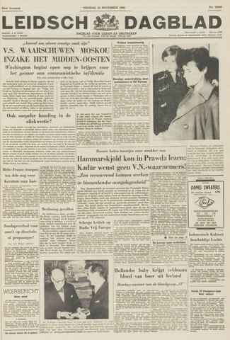Leidsch Dagblad 1956-11-30