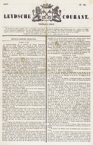 Leydse Courant 1869-07-09