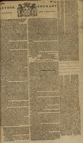 Leydse Courant 1782-11-27