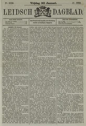 Leidsch Dagblad 1880-01-30