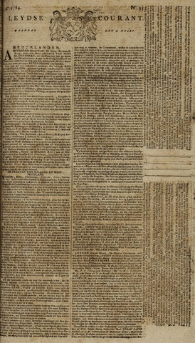 Leydse Courant 1784-03-22
