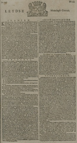 Leydse Courant 1726-08-26