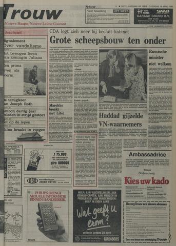 Nieuwe Leidsche Courant 1980-04-19