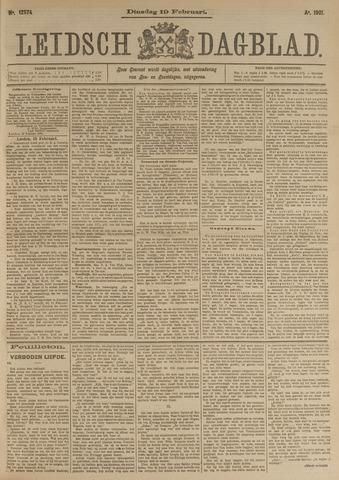 Leidsch Dagblad 1901-02-19