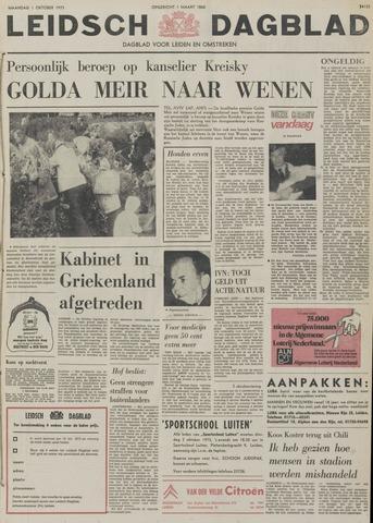 Leidsch Dagblad 1973-10-01