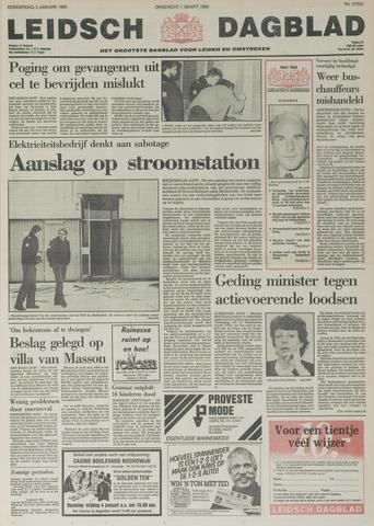 Leidsch Dagblad 1985-01-03