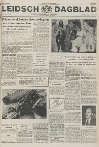 Leidsch Dagblad 1955-06-24