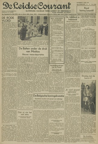 Leidse Courant 1949-07-02