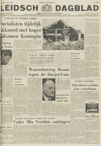 Leidsch Dagblad 1968-10-15