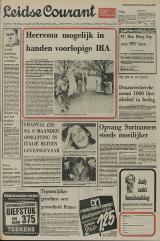 Leidse Courant 1975-10-20