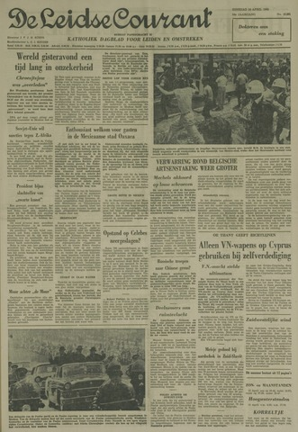 Leidse Courant 1964-04-14