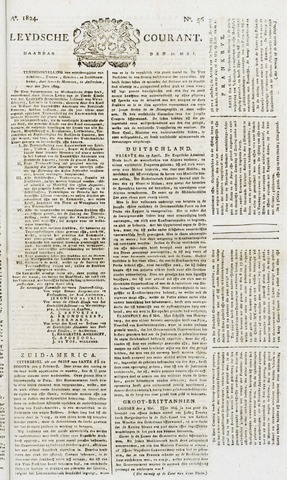 Leydse Courant 1824-05-10
