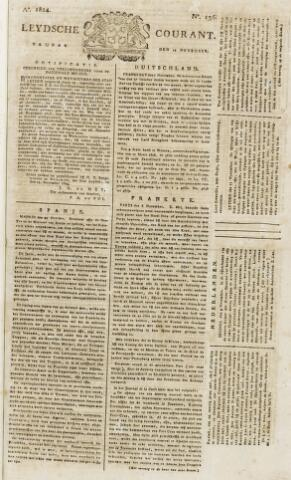Leydse Courant 1824-11-12