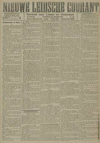 Nieuwe Leidsche Courant 1923-01-20