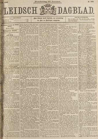 Leidsch Dagblad 1899-01-26