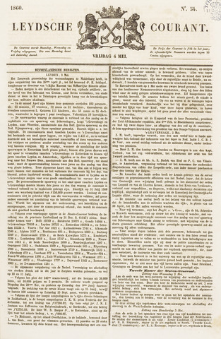 Leydse Courant 1860-05-04