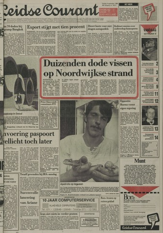 Leidse Courant 1988-09-09