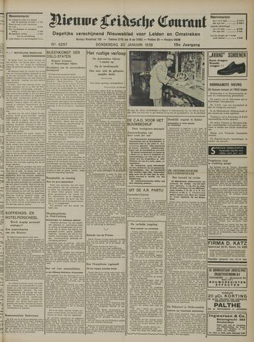 Nieuwe Leidsche Courant 1938-01-20