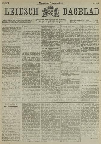 Leidsch Dagblad 1911-08-07