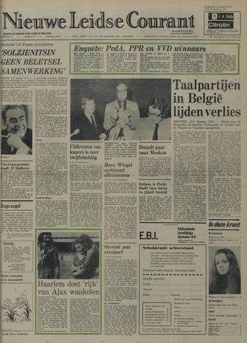 Nieuwe Leidsche Courant 1974-03-11