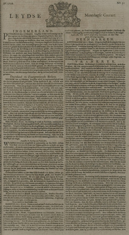 Leydse Courant 1726-03-11