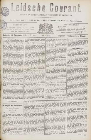 Leydse Courant 1889-09-28