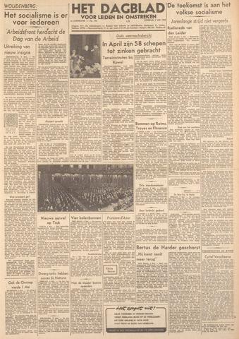 Dagblad voor Leiden en Omstreken 1944-05-02